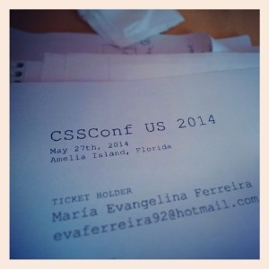 CSSConf - May 27th